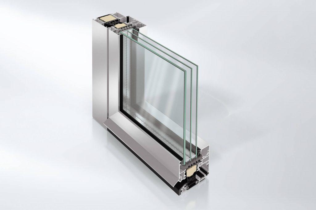 Aluminiowy profil okienny