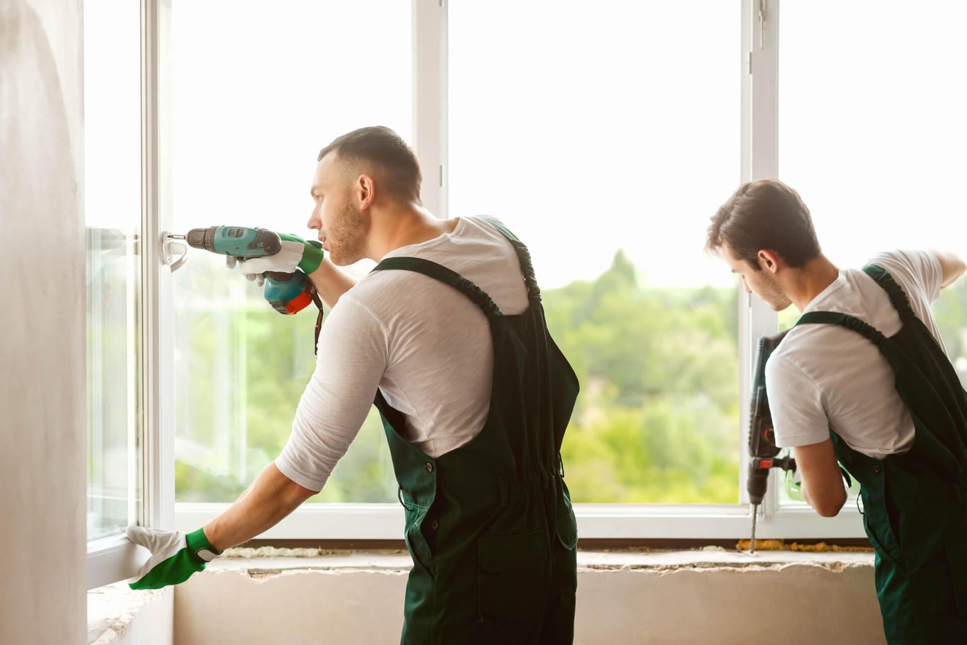 Montowanie okien w domu
