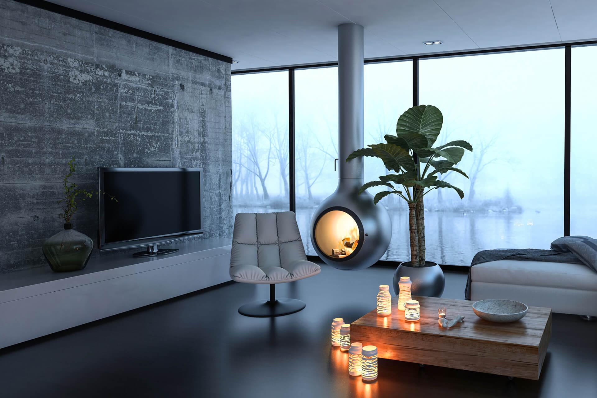 Okna w nowoczesnym domu pasywnym